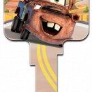 Key Blanks: Key Blank D26 - Disney's Mater - Schlage