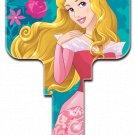 Key Blanks: Key Blank D71 - Disney's Princess Aurora- Kwikset