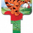 Key Blanks: Key Blank D75 - Disney's Tigger- Schlage