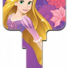 Key Blanks: Key Blank D108 - Disney's Rapunzel- Kwikset