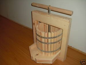 OAK JUICE WINE PRESS