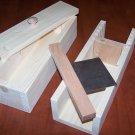 WOODEN SOAP MOLD TO MAKE 2-3 LB LOAF / CUTTER SLICER