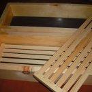 beekeeping bee hive 10-Frame Hive Top Feeder w/Floats