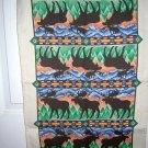 Kay Dee cotton kitchen towel Moose Pantry unused hc1475
