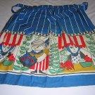 Half apron European market bright fun vintage hc1573