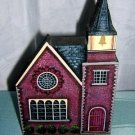 Brandywine Woodcrafts brick church shelf sitter hc1594