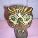 Villanueva Mexico signed ceramic owl A wise gift for a graduate hc1600