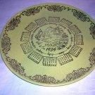 1959 calendar plate Sunburst Pebbleford T-S-T windmill hc1645