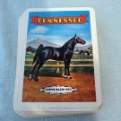 Tennessee Walker vintage deck of playing cards opened hc1351