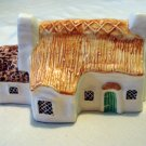Putnam Heritage Houses Dorset Cottage 1978 ceramic miniature vintage collectibles hc2157