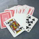 Miniature deck of cards in plastic box 54 + 1 cards as new hc2313