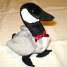 Loosy the Canada Goose 1998 Ty Beanie Baby toy retired mint hc2909