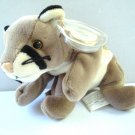 Canyon the cougar 1998 Ty Beanie Baby toy retired mint hc2969