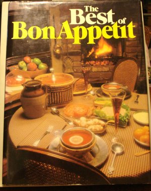 The Best of Bon Appetit cookbook 1979 HB DJ 1st ed near fine hc3240