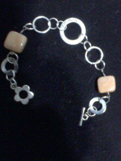 """Stone Cold Honesty""  Recovey Inspired Bracelet"