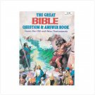 Bible Question and Answer Book for Children