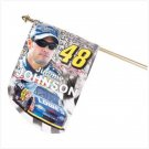 Mini Jimmie Johnson Flag