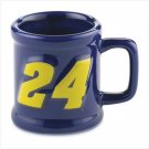 Jeff Gordon Sculpted Mini-Mug Shotglass