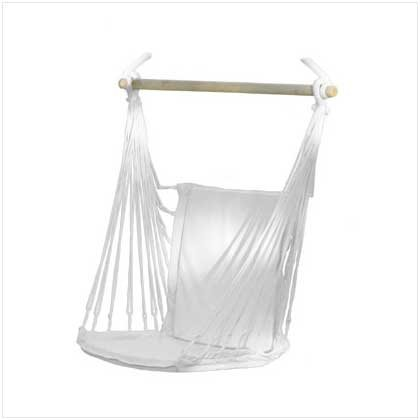 Cotton-Padded Swing Chair