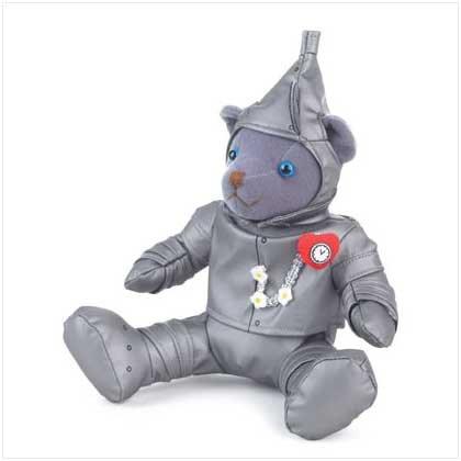 Tinman Bear Beanbag