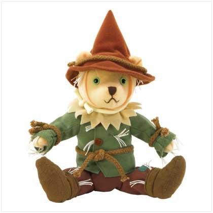 Scarecrow Bear Beanbag