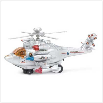 Bump N Go Helicopter