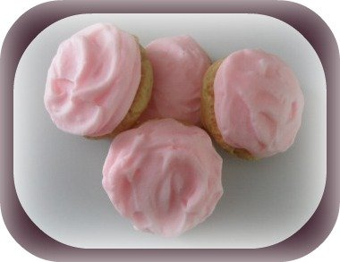 Highly Scented Frosted Cookie Melts