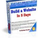 The complete guide to building your own web site