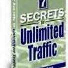 7 Secrets To Unlimited Traffic