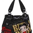 Betty Boop Black fashion tote w/ Wallet