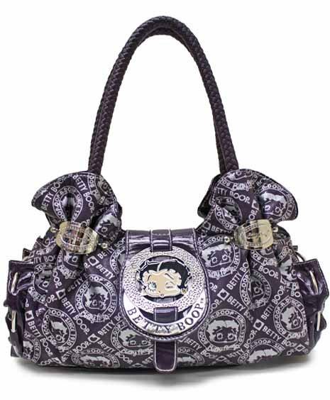 Betty Boop fashion satchel