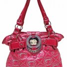 Betty Boop fashion tote w/ Wallet
