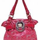 Betty Boop fashion tote w/ Wallet