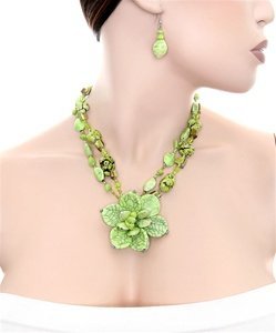 FASHION BEADS FASHION NECKLACE SET WFS000361