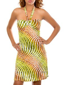 GREENORANGE  Summer dress (D30026)AD