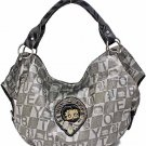 Betty Boop fashion handbag w/ matching wallet