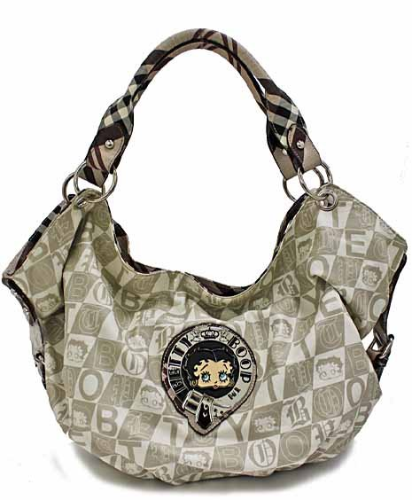 Betty Bopp Fashion handbag w/ matching wallet BB206C-1294_WH