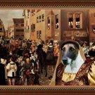 Fox Terrier Smooth Fine Art Canvas Print -  Crusade Bride