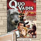 Irish Wolfhound Poster Canvas Print - Quo Vadis