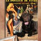 Labrador Retriever Poster Canvas Print -  La Dolce Vita
