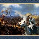 Berger Picard Fine Art Canvas Print - Bivouac à la veille d'Austerlitz