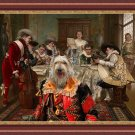 Berger Picard Fine Art Canvas Print - The practice recital