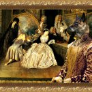 Hollandse Herdershond Fine Art Canvas Print - The antique dealer