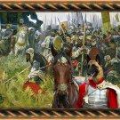 Malinois Fine Art Canvas Print - Win or die !