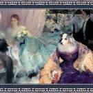 Shetland Sheepdog Fine Art Canvas Print - Indecent Proposal