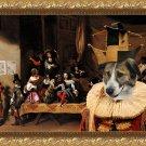 Aidi Fine Art Canvas Print - The Rehearsal, or A Scene from the theathre
