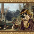 Anatolian Shepherd Dog Fine Art Canvas Print - Concert for lady