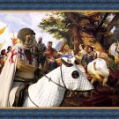 Bullmastiff Fine Art Canvas Print - Gifts for king