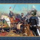 Ca de Bestiar Fine Art Canvas Print - war