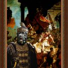 Cane Corso Fine Art Canvas Print - Justice de Trajan
